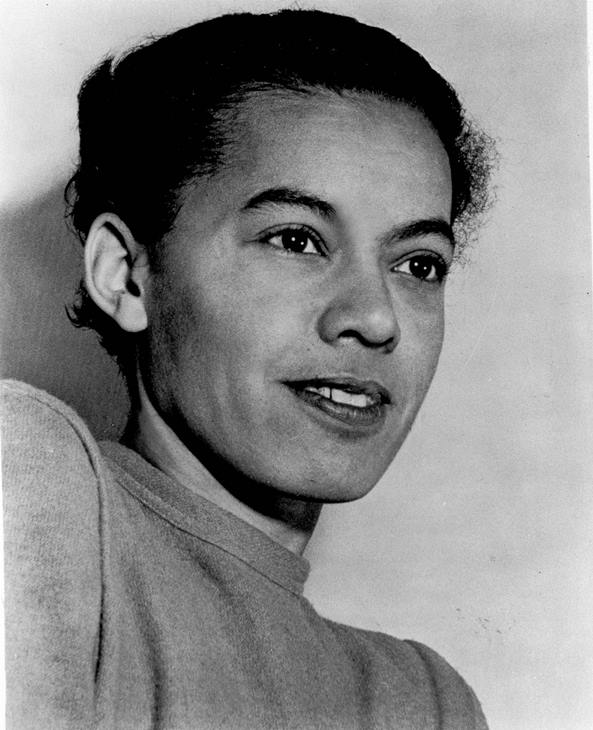 <div class='meta'><div class='origin-logo' data-origin='AP'></div><span class='caption-text' data-credit=''>Pauli Murray, seen in 1946.</span></div>