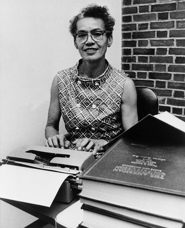 "<div class=""meta image-caption""><div class=""origin-logo origin-image ap""><span>AP</span></div><span class=""caption-text"">Brandeis University professor Dr. Pauli Murray poses for a portrait in Waltham, Mass. on Sept. 25, 1970.</span></div>"