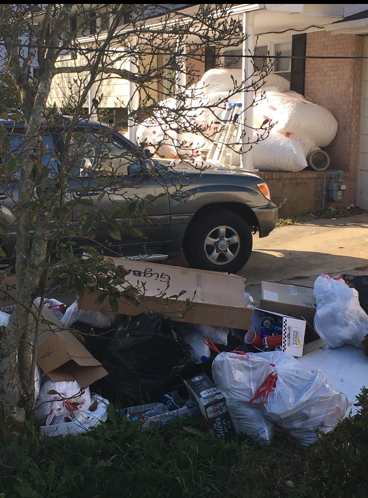 <div class='meta'><div class='origin-logo' data-origin='WTVD'></div><span class='caption-text' data-credit=''>Residents near a Duke University party house are complaining about the trash and noise.</span></div>