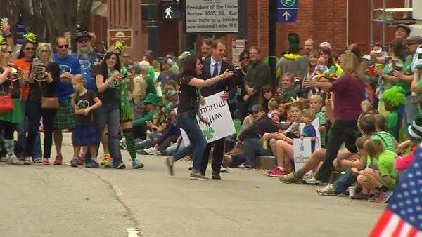 <div class='meta'><div class='origin-logo' data-origin='WTVD'></div><span class='caption-text' data-credit=''>St. Patrick's Day Parade in downtown Raleigh</span></div>