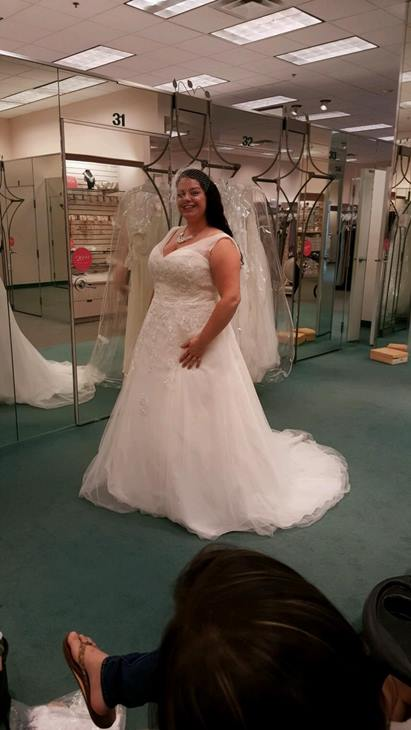 north carolina wife 39 s wedding dress accidentally donated
