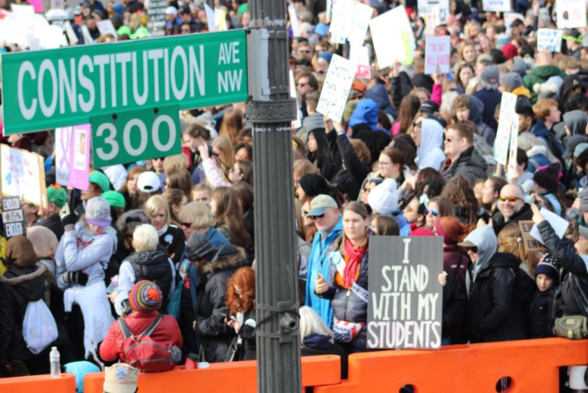 <div class='meta'><div class='origin-logo' data-origin='WTVD'></div><span class='caption-text' data-credit='DeJuan Hoggard'>March for Our Lives Washington DC</span></div>