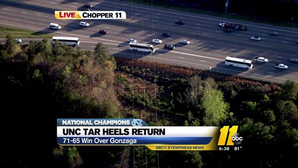 <div class='meta'><div class='origin-logo' data-origin='WTVD'></div><span class='caption-text' data-credit=''>UNC Tar Heels return home</span></div>