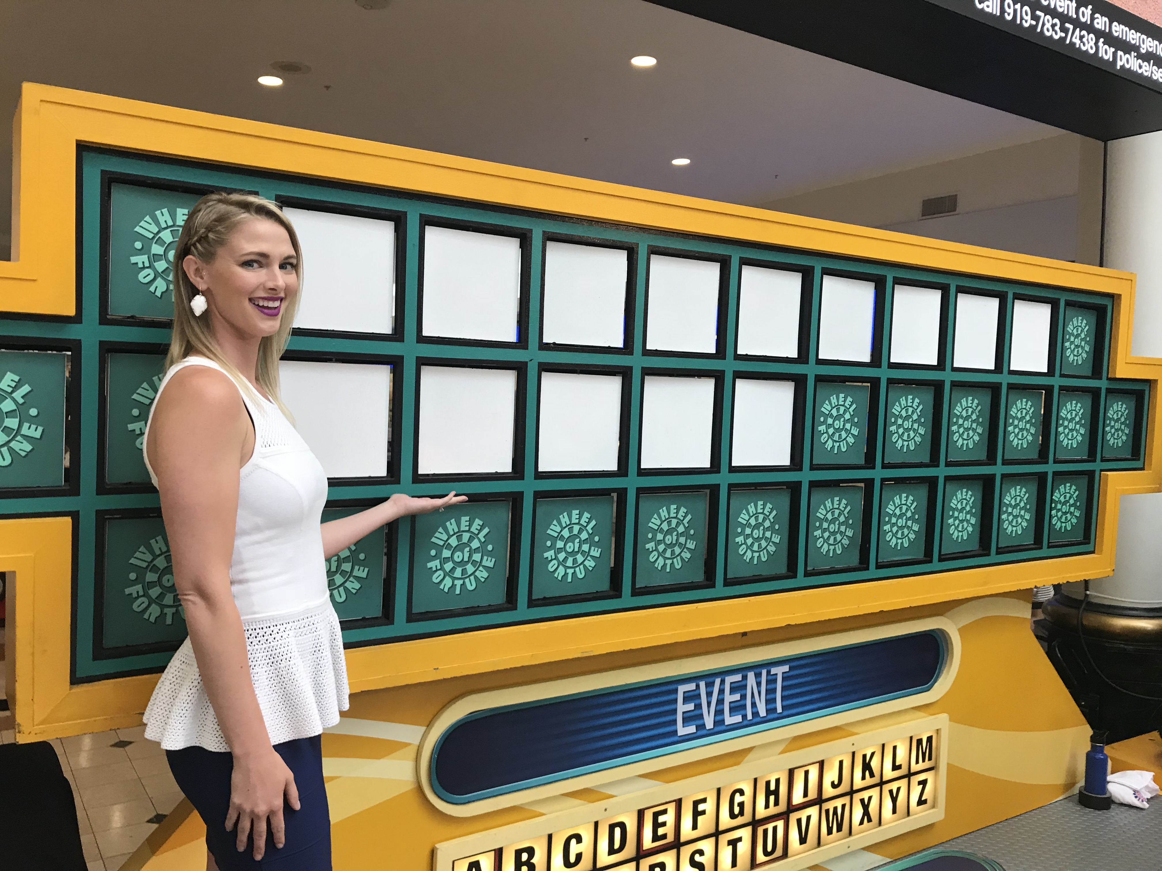 <div class='meta'><div class='origin-logo' data-origin='WTVD'></div><span class='caption-text' data-credit=''>Faces in the crowd at Raleigh Wheel of Fortune.</span></div>