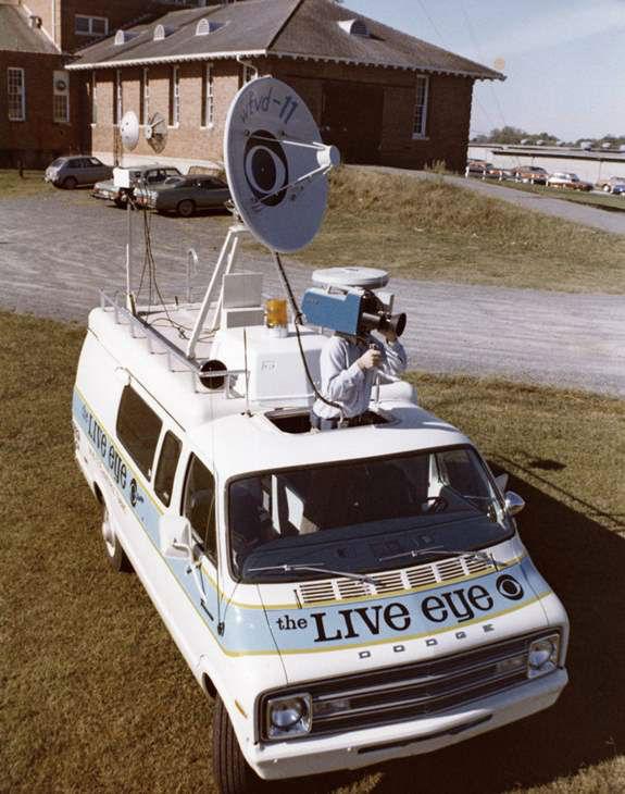 <div class='meta'><div class='origin-logo' data-origin='none'></div><span class='caption-text' data-credit='WTVD Photo'>The station's first live van, ca. 1977.</span></div>