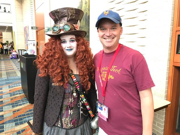 """<div class=""""meta image-caption""""><div class=""""origin-logo origin-image wtvd""""><span>WTVD</span></div><span class=""""caption-text"""">Animazement is an annual three-day anime convention held at the Raleigh Convention Center. (ABC11 Photographer/Shawn Replogle)</span></div>"""