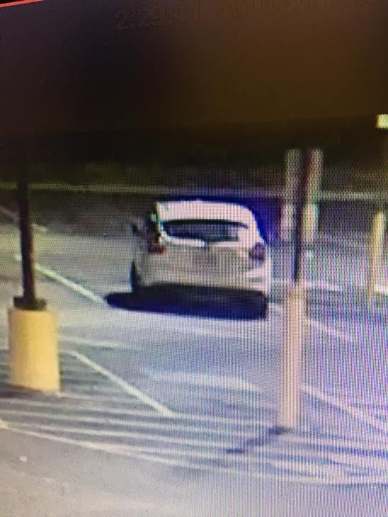 <div class='meta'><div class='origin-logo' data-origin='none'></div><span class='caption-text' data-credit='Credit: Fayetteville Police Department'>Police believe this is the getaway car</span></div>