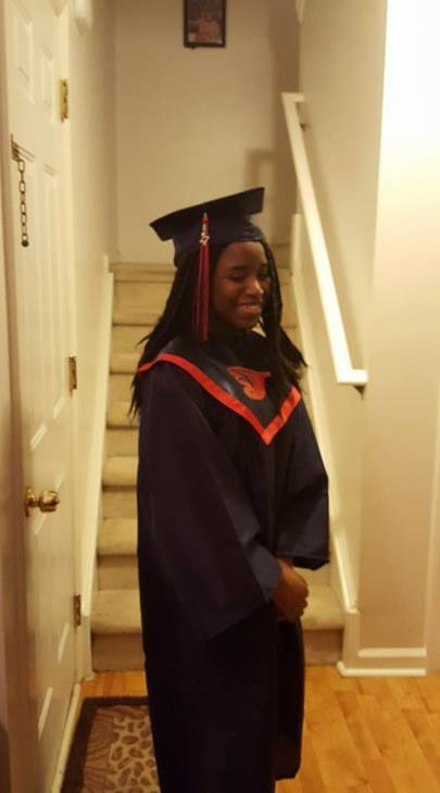 "<div class=""meta image-caption""><div class=""origin-logo origin-image none""><span>none</span></div><span class=""caption-text"">My third graduating Jordan High School on Tuesday. (Sheila Carter)</span></div>"