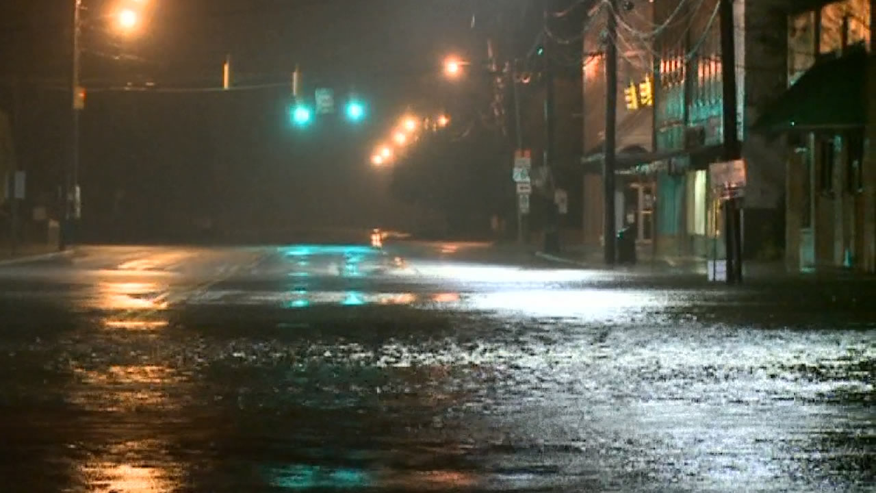 "<div class=""meta ""><span class=""caption-text "">Flooding in Belhaven, NC from Hurricane Arthur (ABC11 Photo)</span></div>"