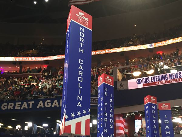 <div class='meta'><div class='origin-logo' data-origin='WTVD'></div><span class='caption-text' data-credit=''>Photos from day 2 of the Republican National Convention</span></div>