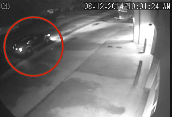 There are new pictures in the search for a driver in a fatal hit-and-run in Cumberland County. <span class=meta>WTVD Photo/ State Highway Patrol</span>