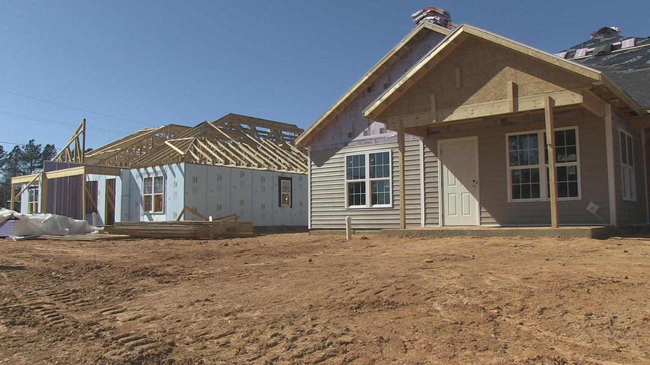 Habitat for humanity builds homes for adults with for Handicapped homes