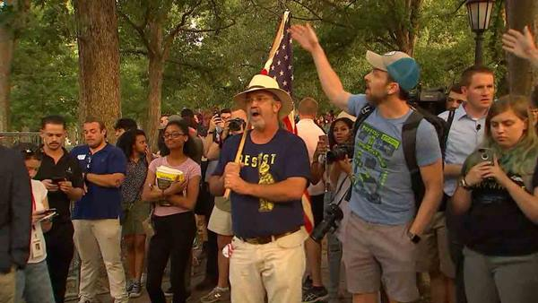 <div class='meta'><div class='origin-logo' data-origin='WTVD'></div><span class='caption-text' data-credit=''>Protestors gather on UNC's campus to protest the Silent Sam statue</span></div>