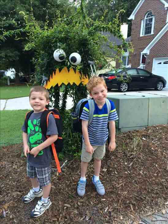 Monday is the first day of school for tens of thousands of students around our state. <span class=meta>WTVD Photo/ Photo Courtesy: ABC11 Viewers</span>