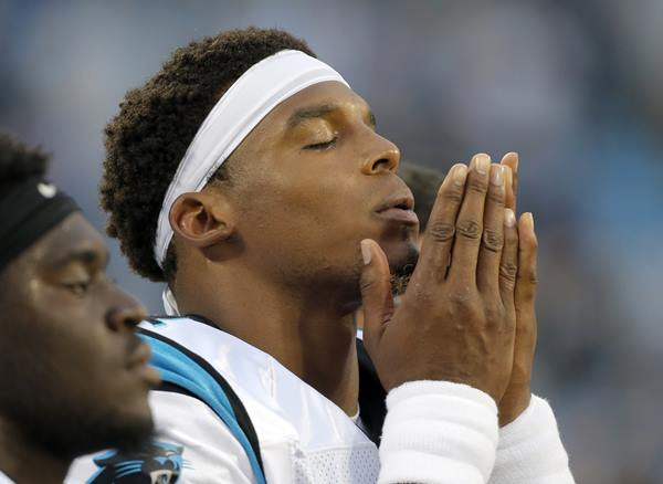 "<div class=""meta image-caption""><div class=""origin-logo origin-image ap""><span>AP</span></div><span class=""caption-text"">Cam Newton didn't have a prayer of seeing action in the final, meaningless-for-the-starters game of preseason. (Mike McCarn)</span></div>"