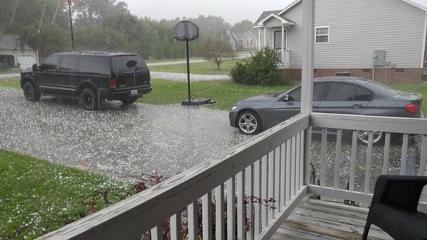 "<div class=""meta image-caption""><div class=""origin-logo origin-image wtvd""><span>WTVD</span></div><span class=""caption-text"">Hail in Willow Springs. (ABC11 Eyewitness)</span></div>"
