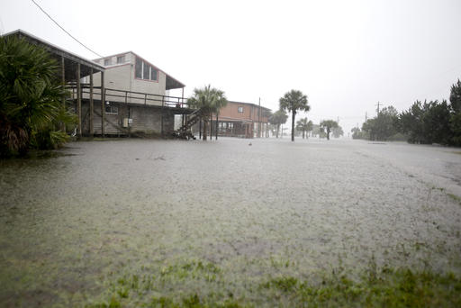 <div class='meta'><div class='origin-logo' data-origin='none'></div><span class='caption-text' data-credit=''>Ground water begins to flood some low lying areas as Hermine headed inland in Dekle Beach, Fla. (AP Photo/John Raoux)</span></div>