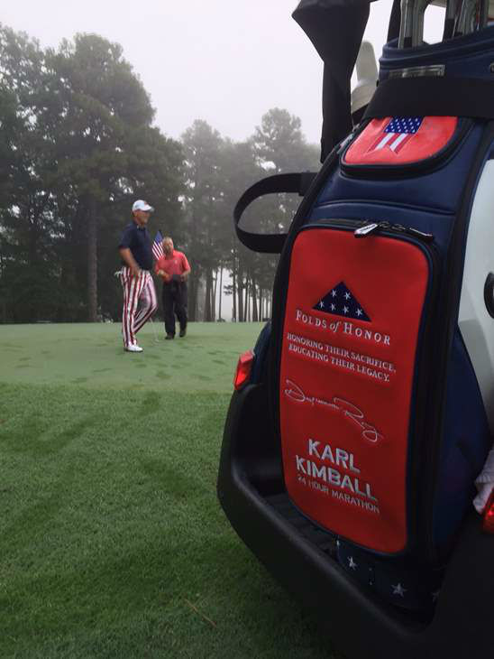 <div class='meta'><div class='origin-logo' data-origin='none'></div><span class='caption-text' data-credit='WTVD Photo/ ABC11 Photojournalist Jim Schumacher'>Karl Kimball and the Hillandale Golf Course raise thousands for the Folds of Honor Foundation</span></div>