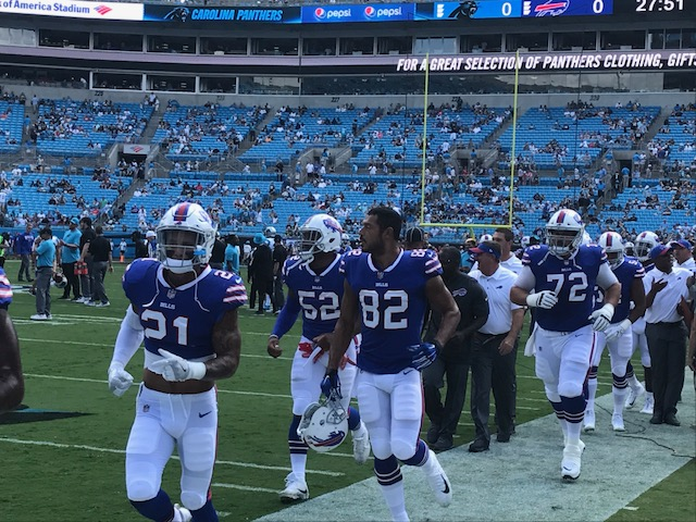 """<div class=""""meta image-caption""""><div class=""""origin-logo origin-image none""""><span>none</span></div><span class=""""caption-text"""">Panthers take on the Bills (WTVD Photos/ Charlie Mickens)</span></div>"""