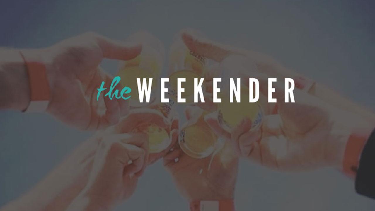 Weekender graphic