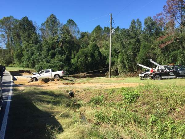 """<div class=""""meta image-caption""""><div class=""""origin-logo origin-image none""""><span>none</span></div><span class=""""caption-text"""">Some of the carnage recovered after Hurricane Matthew in Wayne County (Eyewitness viewer)</span></div>"""