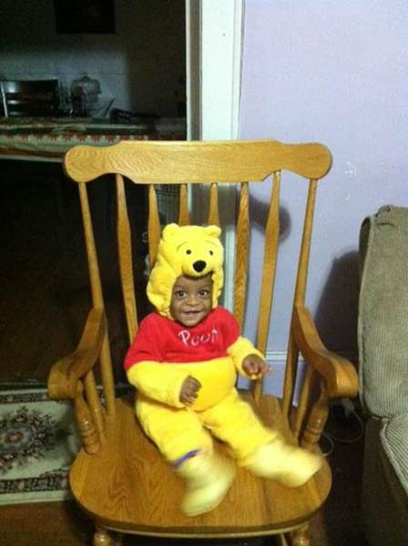 My first Halloween - Photos from ABC11 staff and viewers | abc11.com