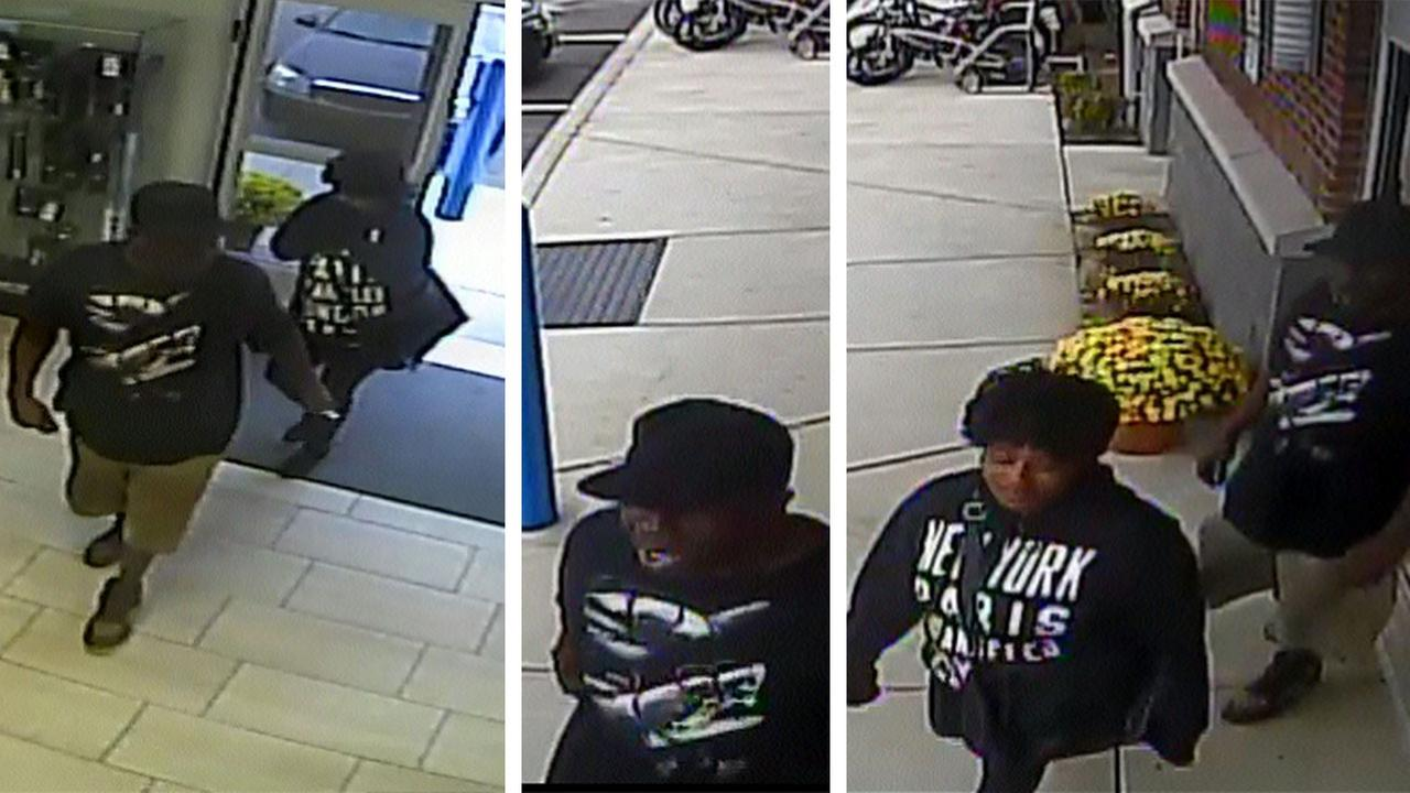 Surveillance images from Parker Pawn. (Image source: Cumberland County Sheriffs Office)