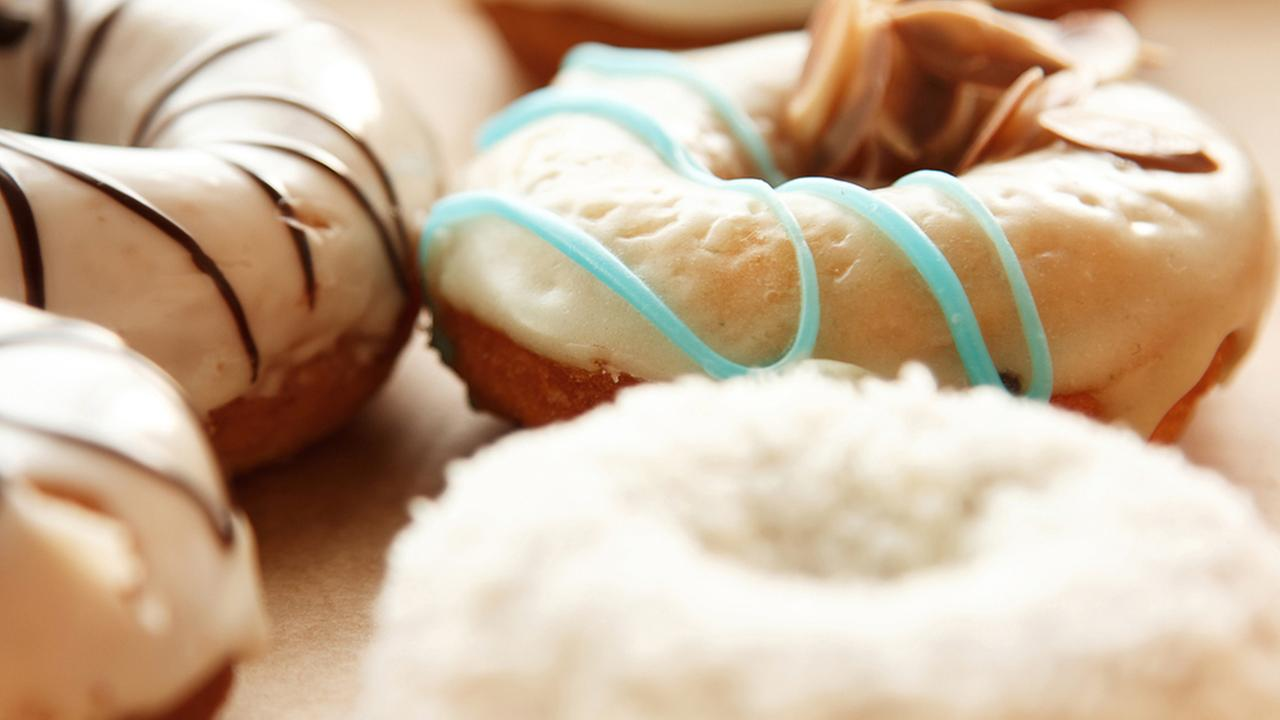 Police: Doughnut heist leads to capture of wanted man