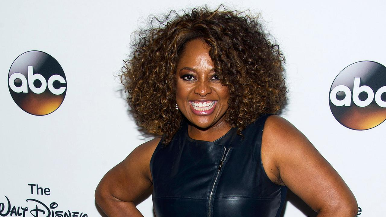 Actress-comedian and former co-host of The View, Sherri Shepherd at A Celebration of Barbara Walters