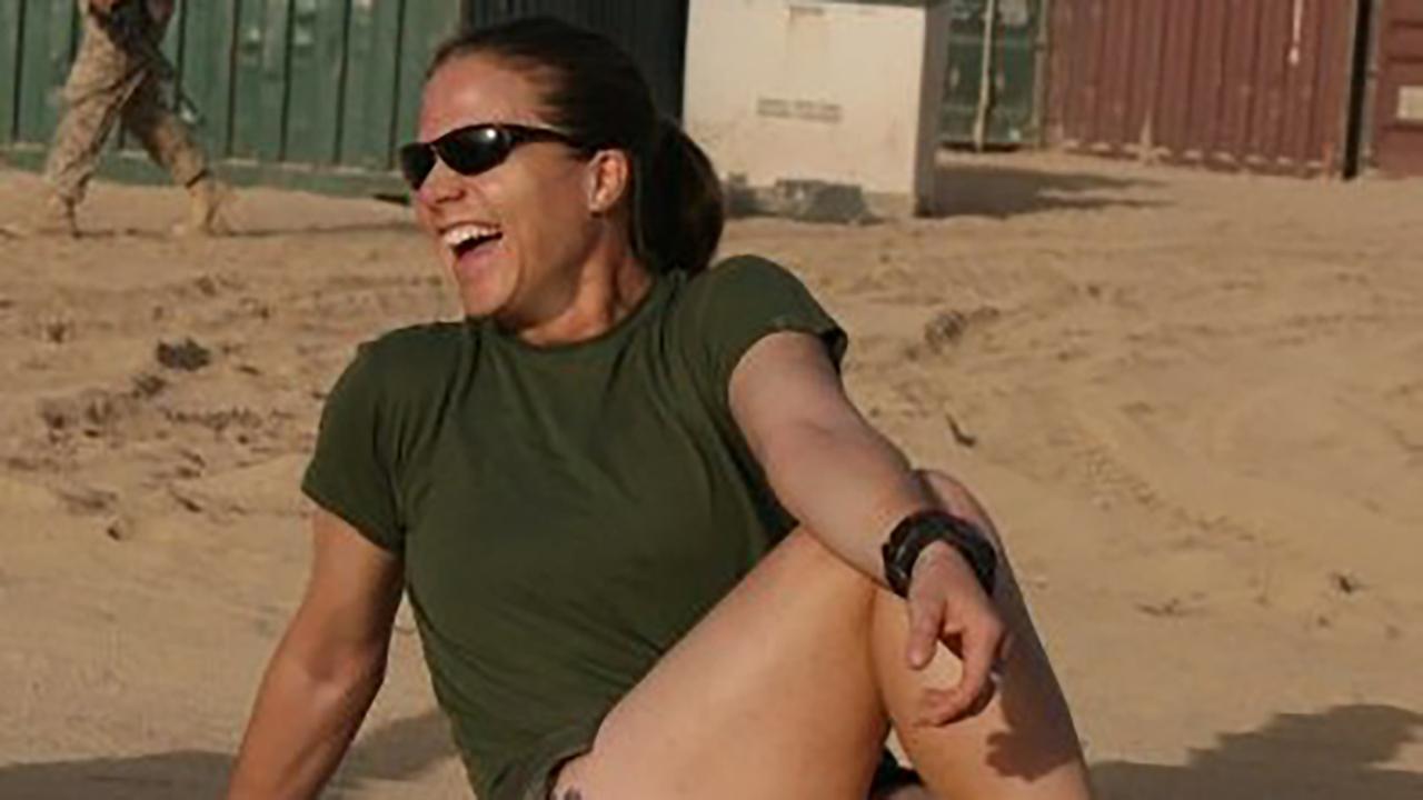 Lt. Col. Lauren Edwards