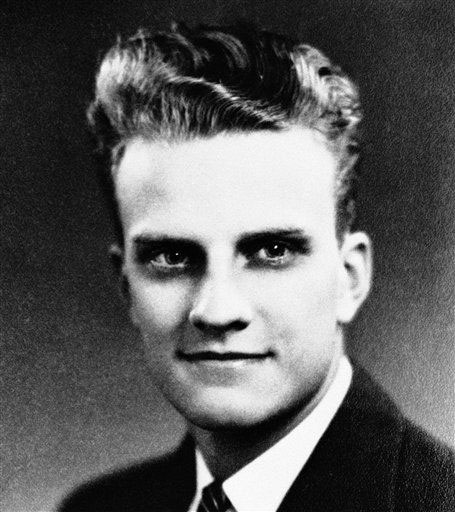 <div class='meta'><div class='origin-logo' data-origin='AP'></div><span class='caption-text' data-credit=''>William &#34;Billy&#34; Graham at age 17 on his graduation from Charlotte High School in June 1935.</span></div>