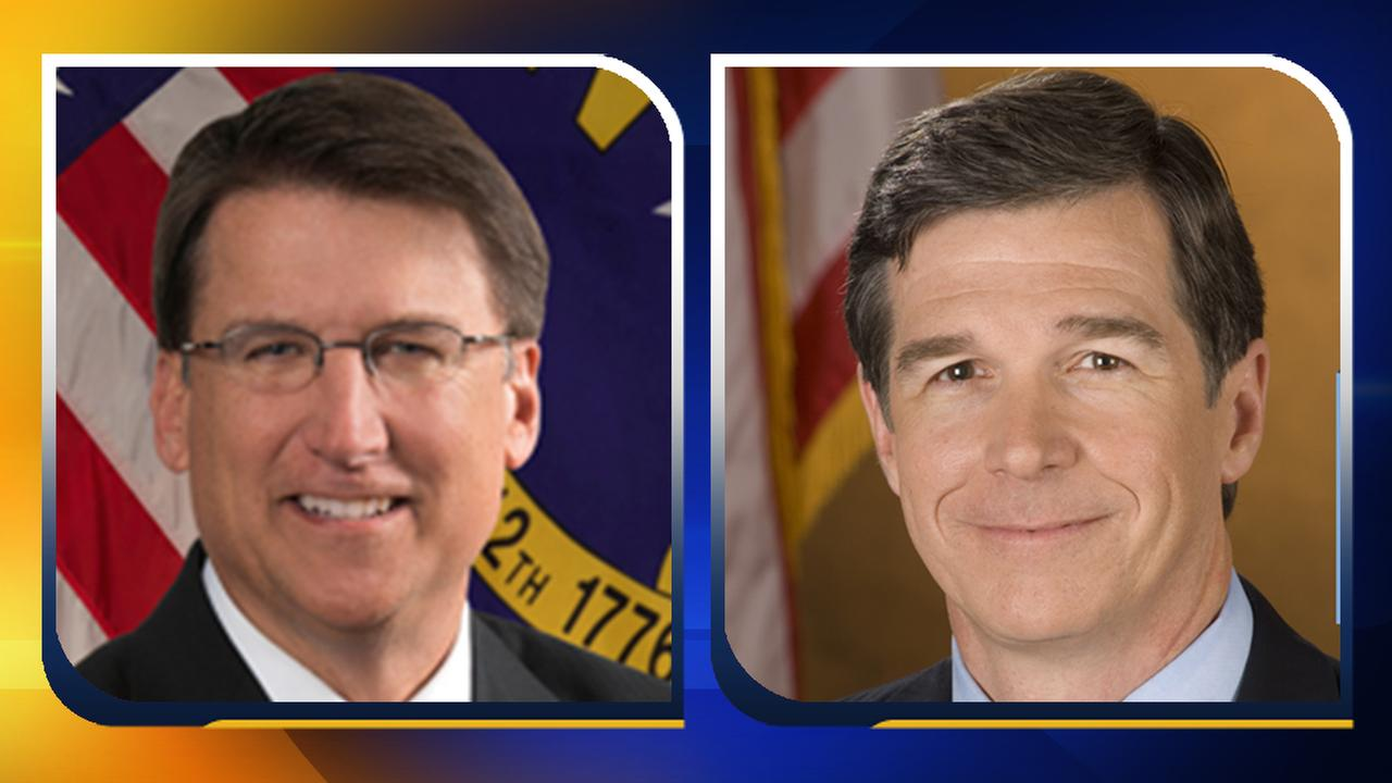 McCrory, Cooper face undaunted governor primary challengers