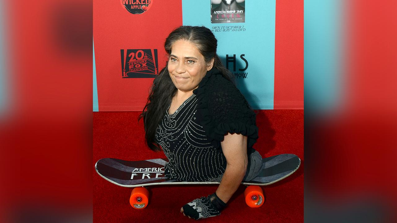 "Rose Siggins seen at Premiere Screening Of ""American Horror Story ..."