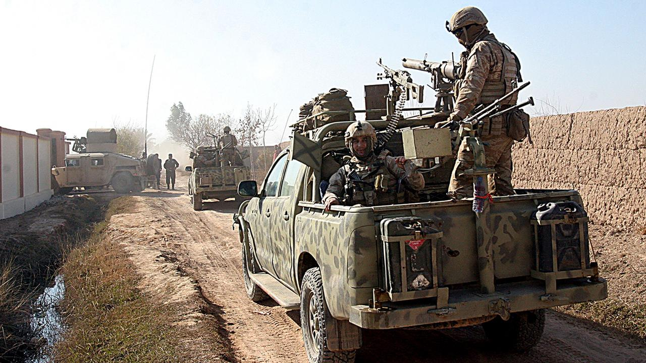 Why Are Our Troops in Afghanistan?