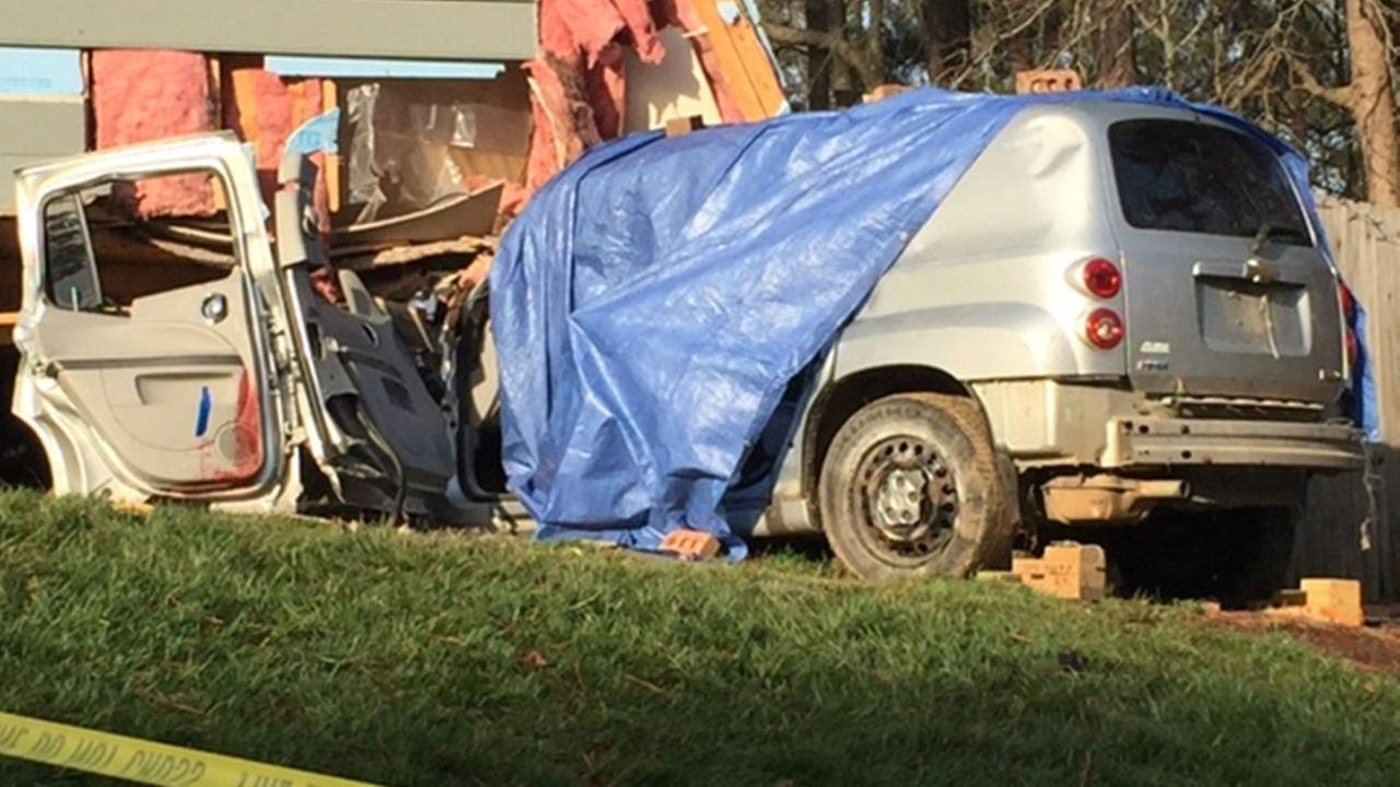 Cary car crashTommy Harris photo