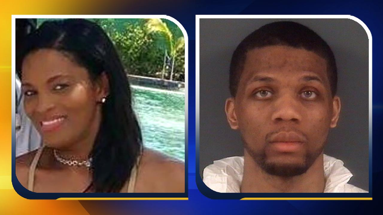 Salon owner, Derema Miss Dee Burch, left, and her son, Kevin Powell, accused of shooting her.