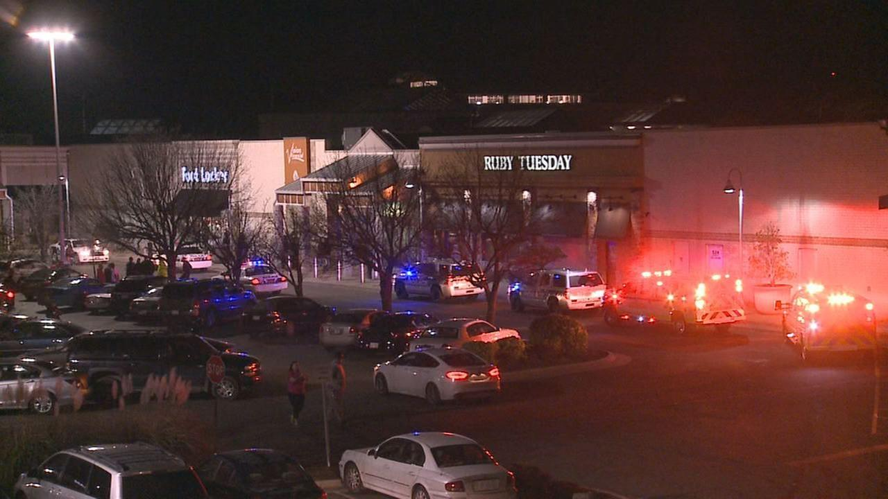 Shooting at Northgate Mall