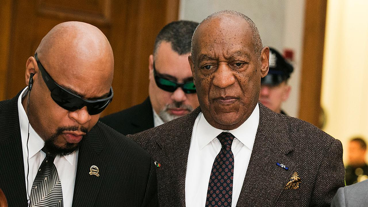Actor and comedian Bill Cosby arrives for a court appearance Wednesday, Feb. 3, 2016, in Norristown, Pa.