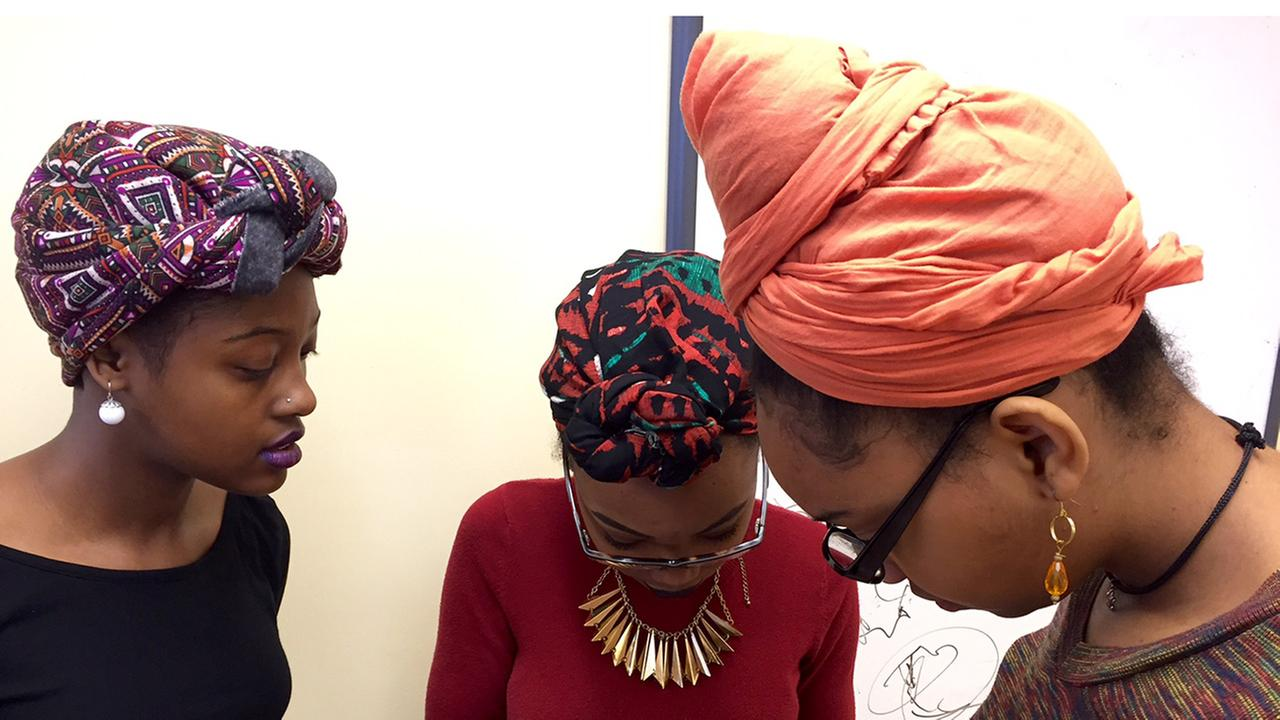 Durham students plan demonstration to wear African head wrap