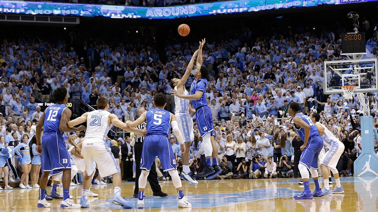 Unc Chapel Hill Basketball Pre-game blog: unc won't let duke win again ...