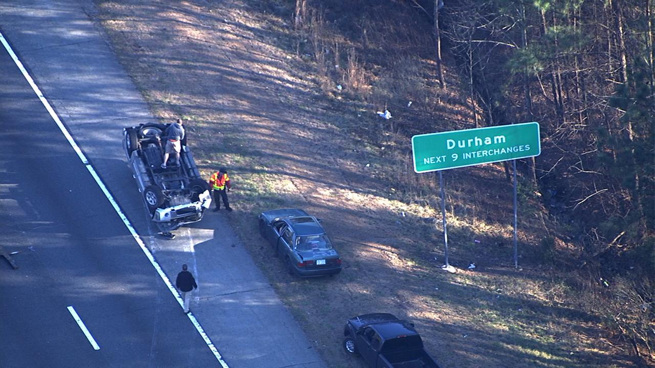 Orange County accident