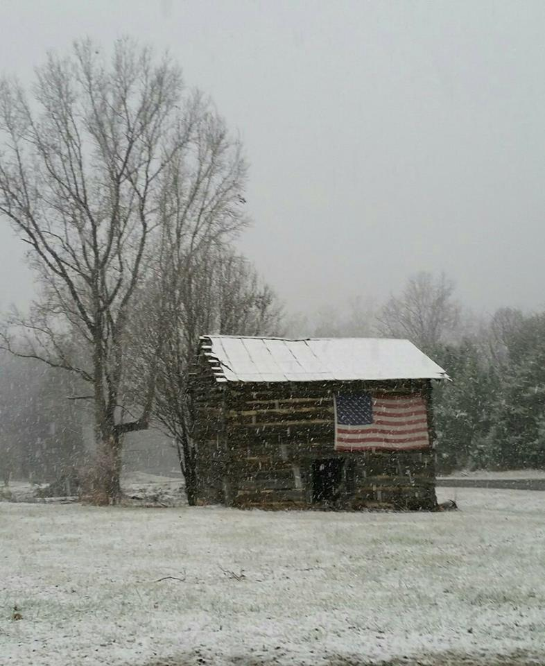 <div class='meta'><div class='origin-logo' data-origin='none'></div><span class='caption-text' data-credit='Credit: Melissa Phillips'>Snow out in Person County</span></div>