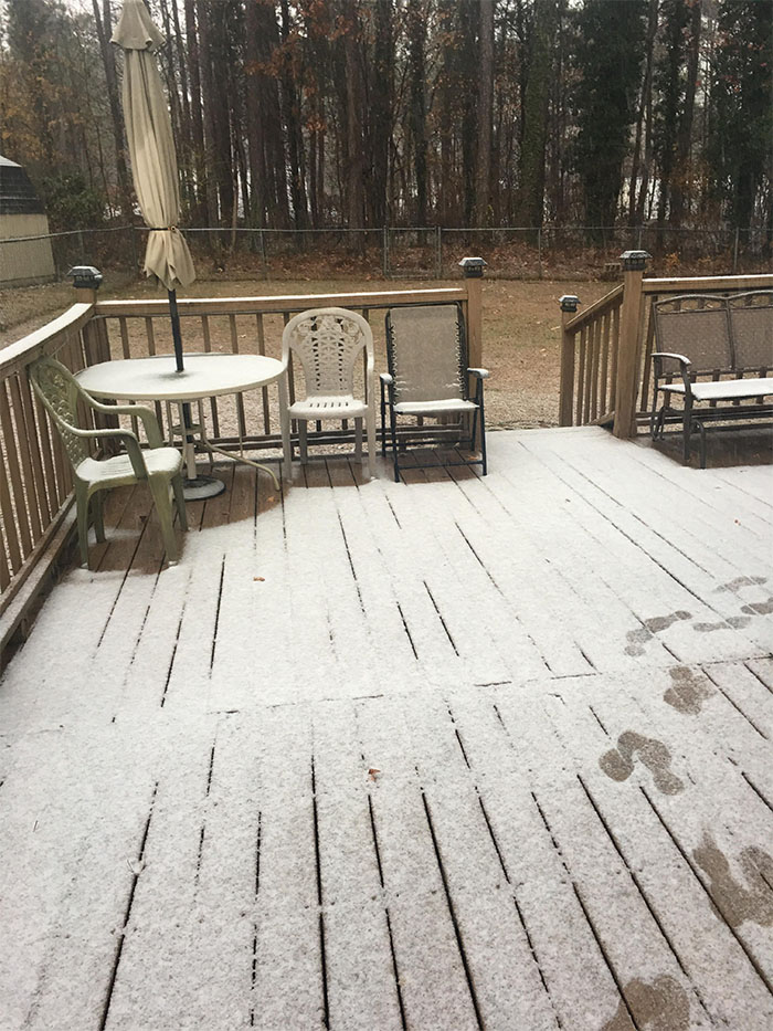<div class='meta'><div class='origin-logo' data-origin='none'></div><span class='caption-text' data-credit='ABC11 Eyewitness'>Snow in Durham.</span></div>
