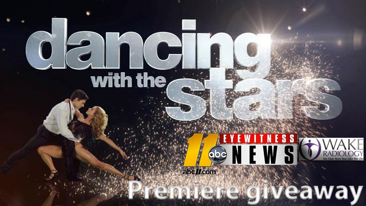 Win a trip to the Dancing with the Stars premiere!
