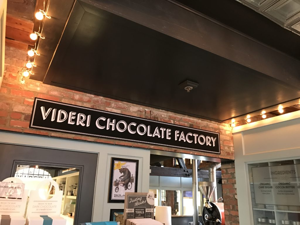 <div class='meta'><div class='origin-logo' data-origin='none'></div><span class='caption-text' data-credit='Credit: Natasha'>Videri Chocolate Factory</span></div>