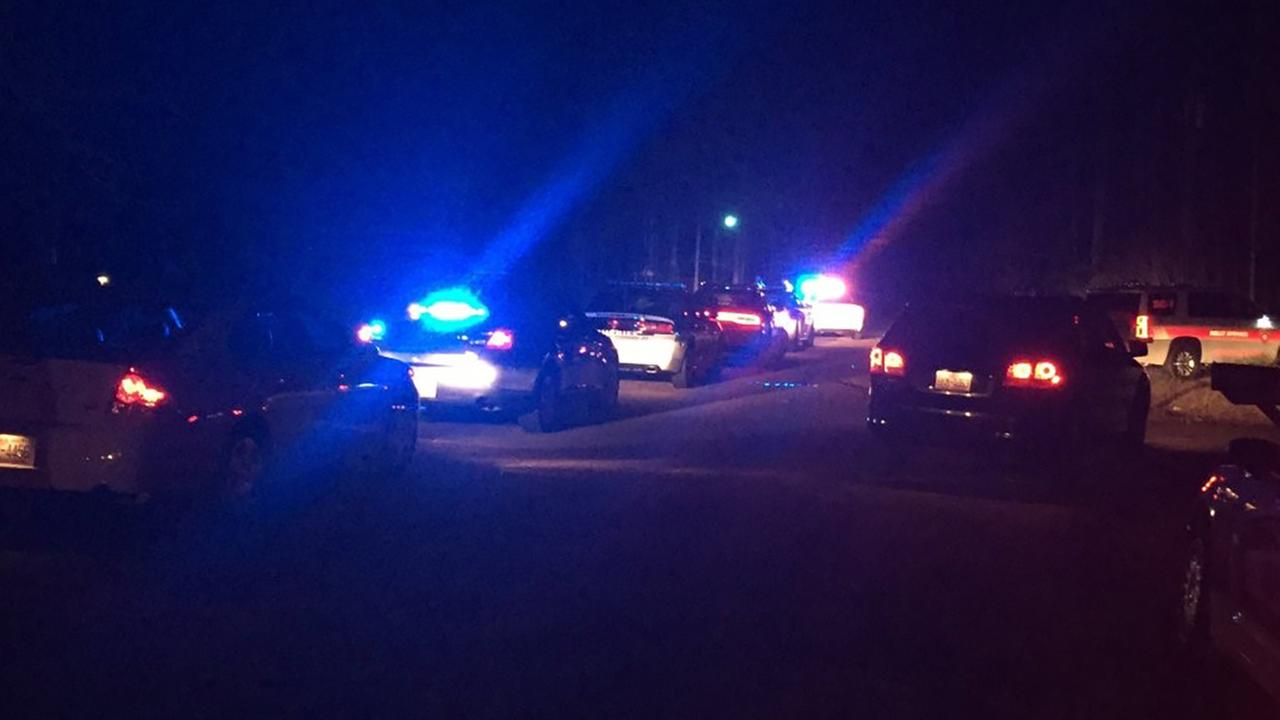 Shooting near Apex