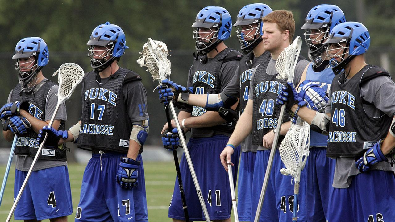 Duke lacrosse picture stripper team