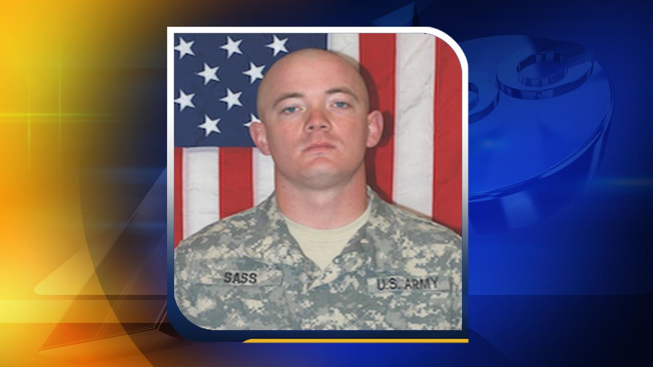 Pfc. Andrew J. Sass, 23, of Fremont, N.C., was killed during a training exercise in California.