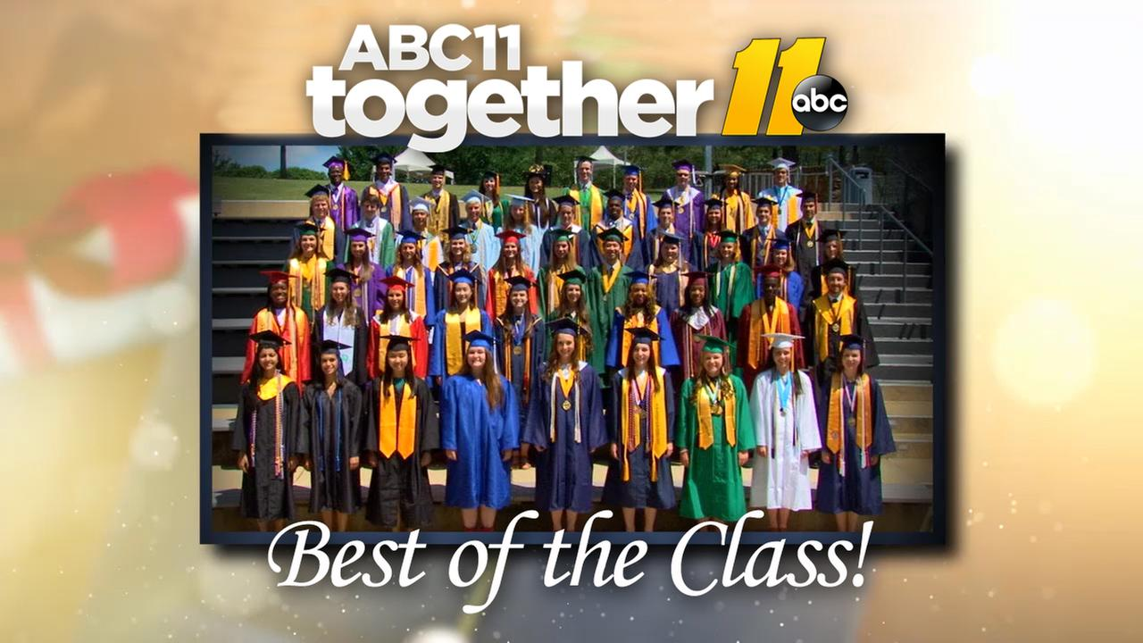 ABC11 Best in Class 2018