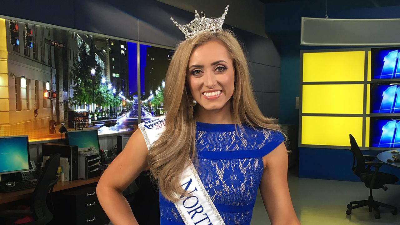 McKenzie Faggart talked to ABC11 about her preparations for the Miss America Pageant